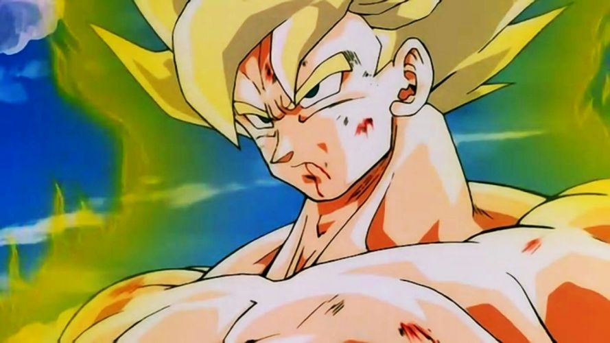 Son Goku son Dragon Ball Z wallpaper