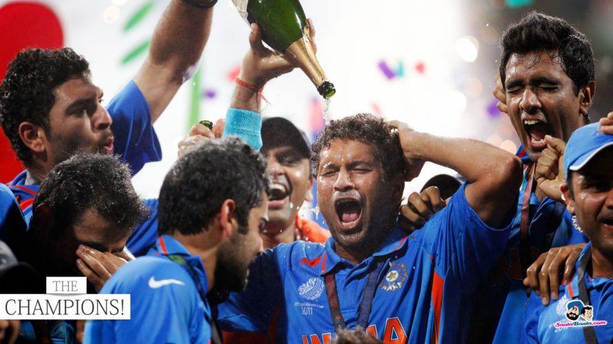 Cricket champions World Cup sachin tendulkar wallpaper