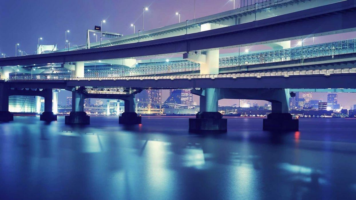 Japan Tokyo cityscapes wallpaper