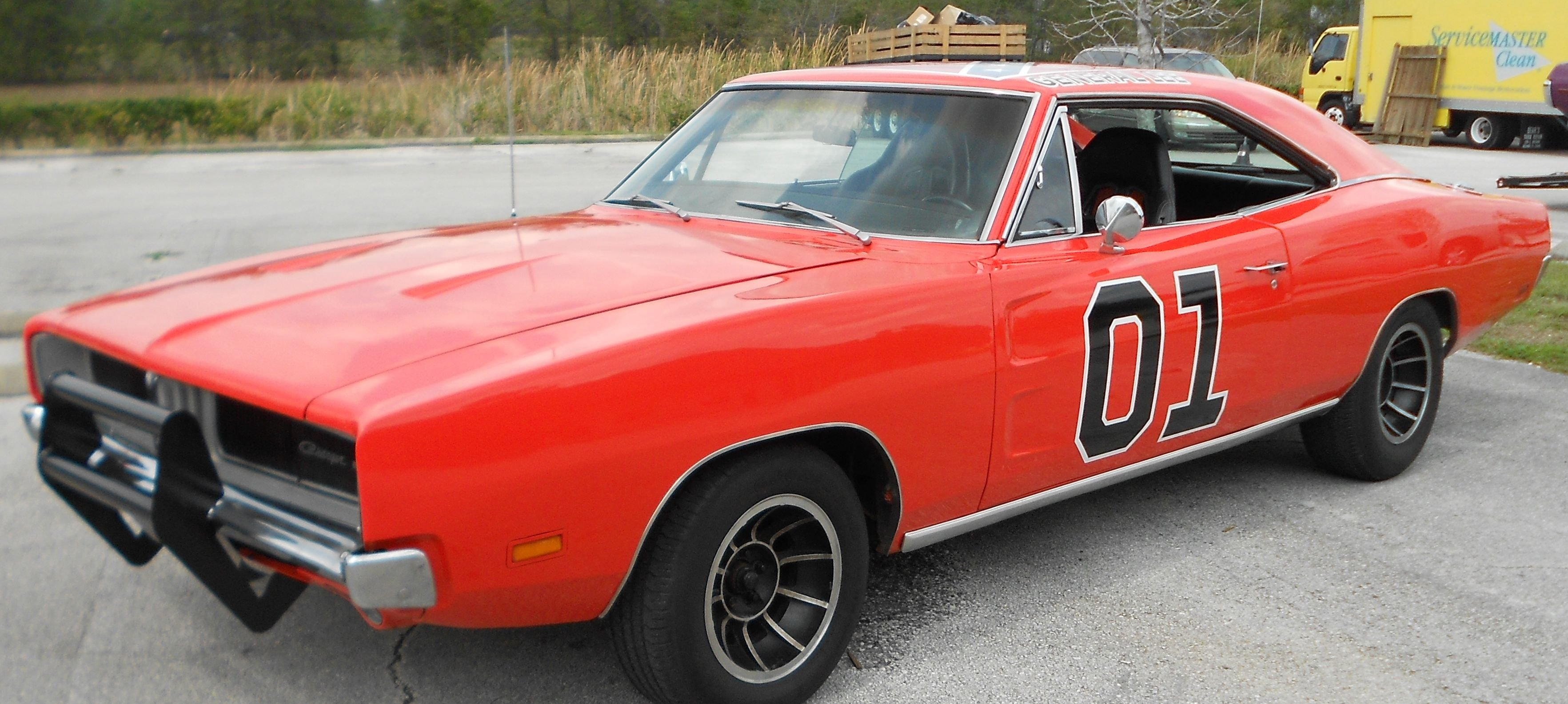 General Lee Dukes Hazzard Dodge Charger Muscle Hot Rod Rods