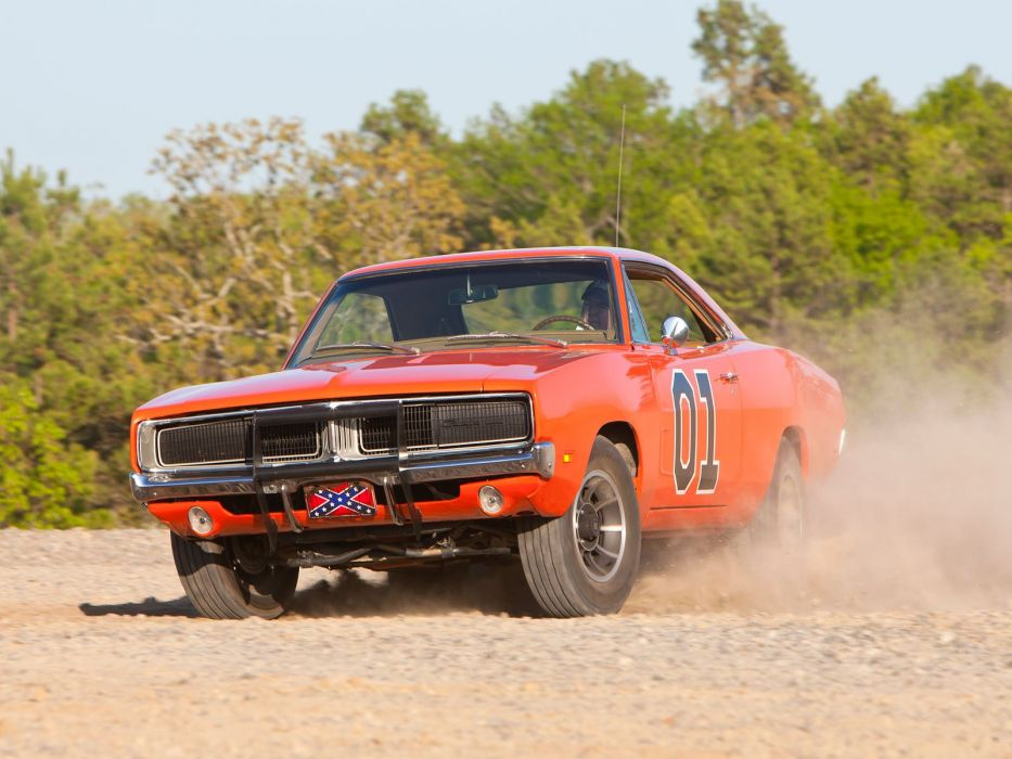 GENERAL LEE dukes hazzard dodge charger muscle hot rod rods television series wallpaper