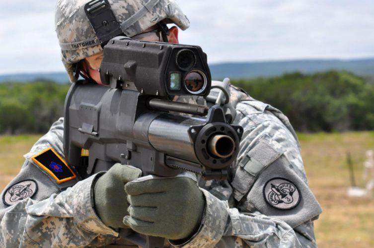 soldier and his big gun wallpaper