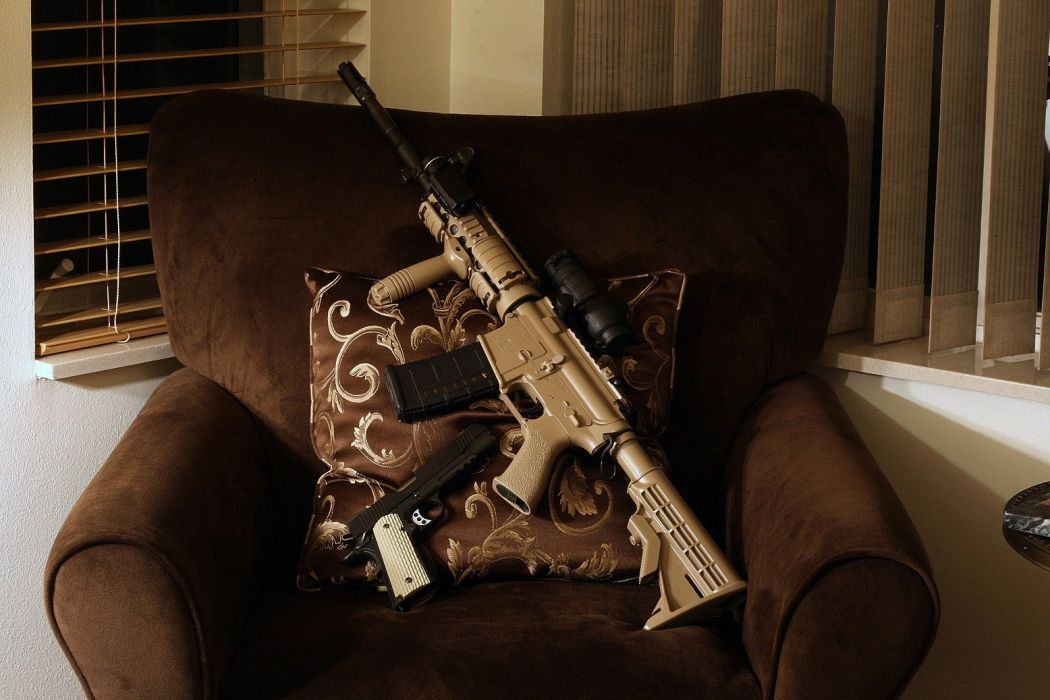 two gun gowd to rest wallpaper