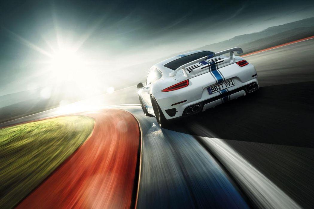 Techart Porsche 911 Turbo S wallpaper