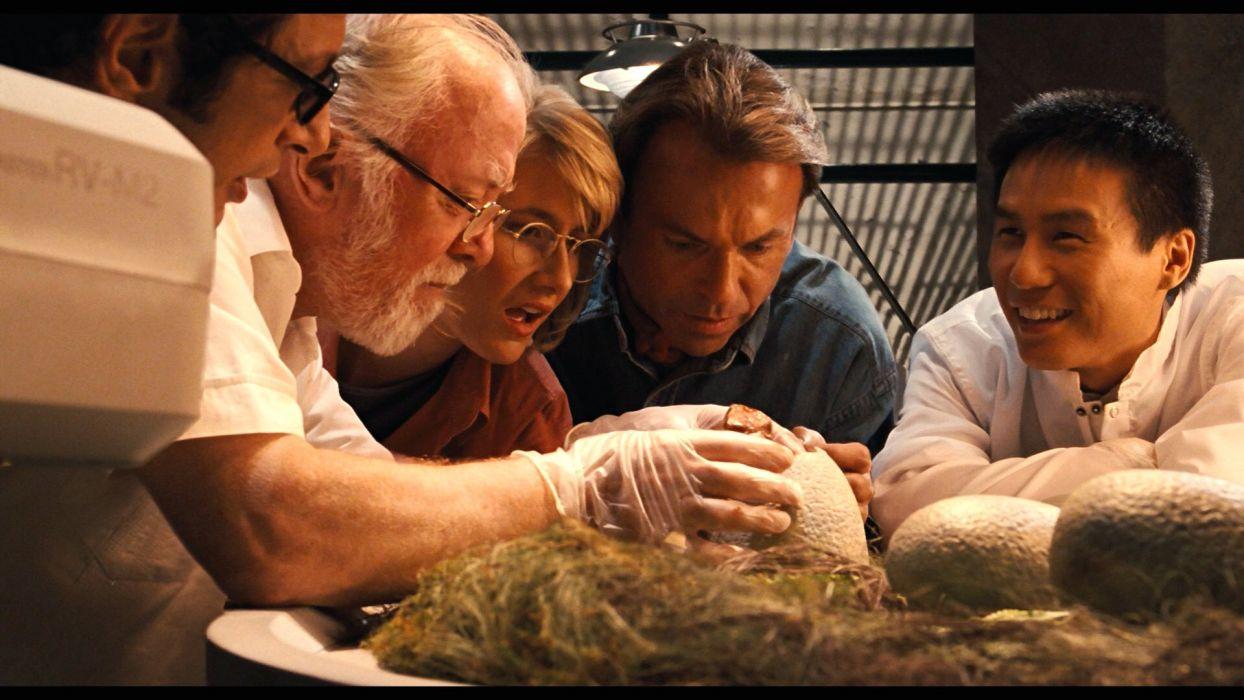 JURASSIC PARK adventure sci-fi fantasy dinosaur movie film wallpaper