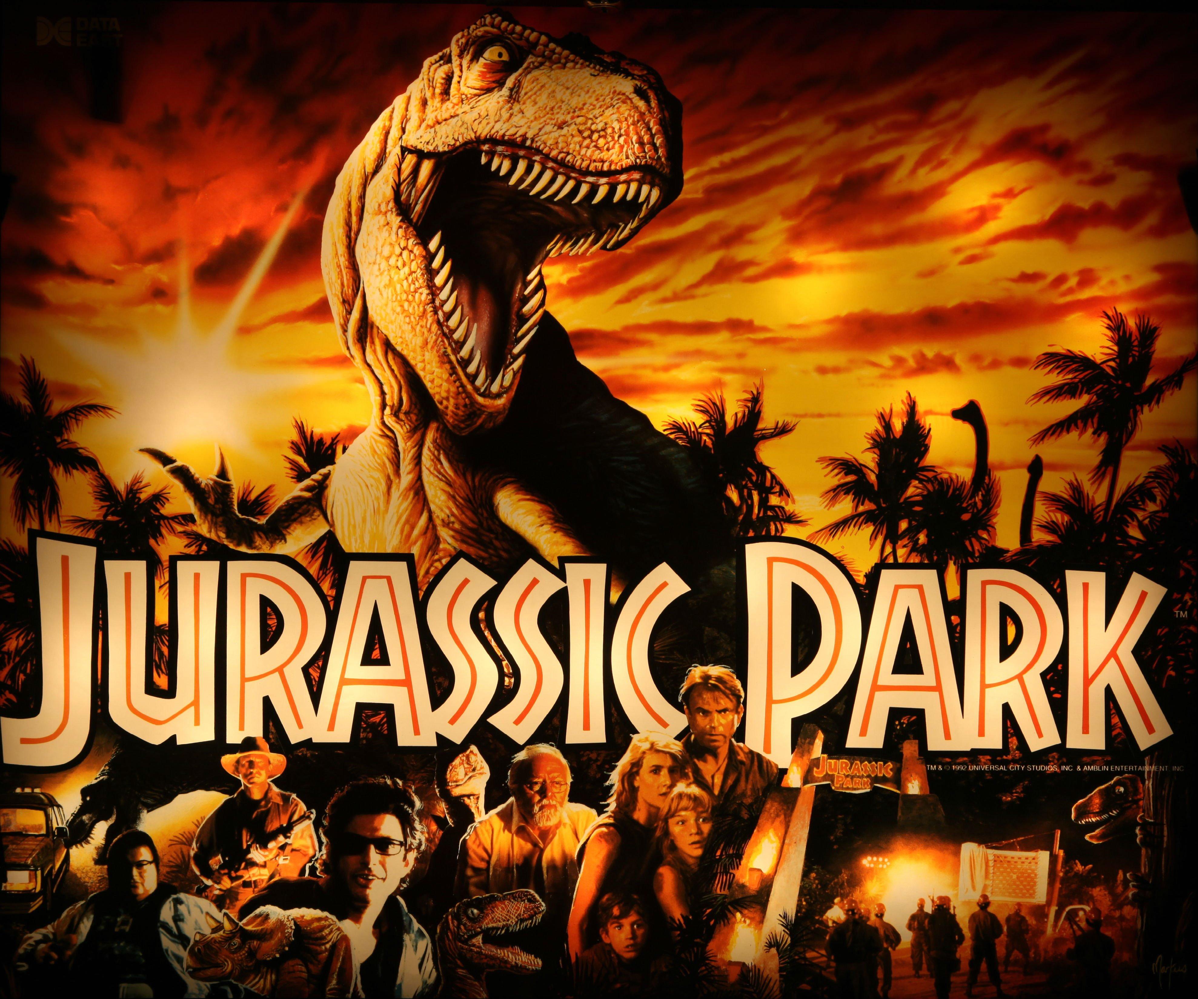 Jurassic Park Hd Filme Stream