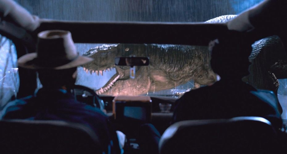 JURASSIC PARK adventure sci-fi fantasy dinosaur movie film wallpaper