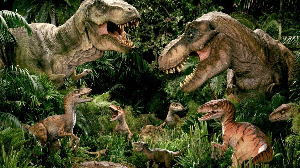 JURASSIC PARK adventure sci-fi fantasy dinosaur movie film jungle baby wallpaper