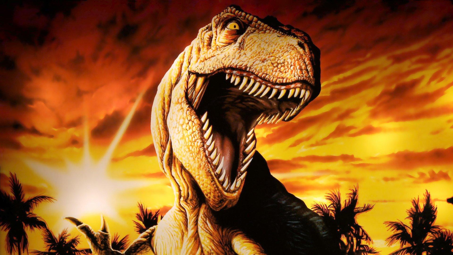 JURASSIC PARK adventure sci-fi fantasy dinosaur movie film ...