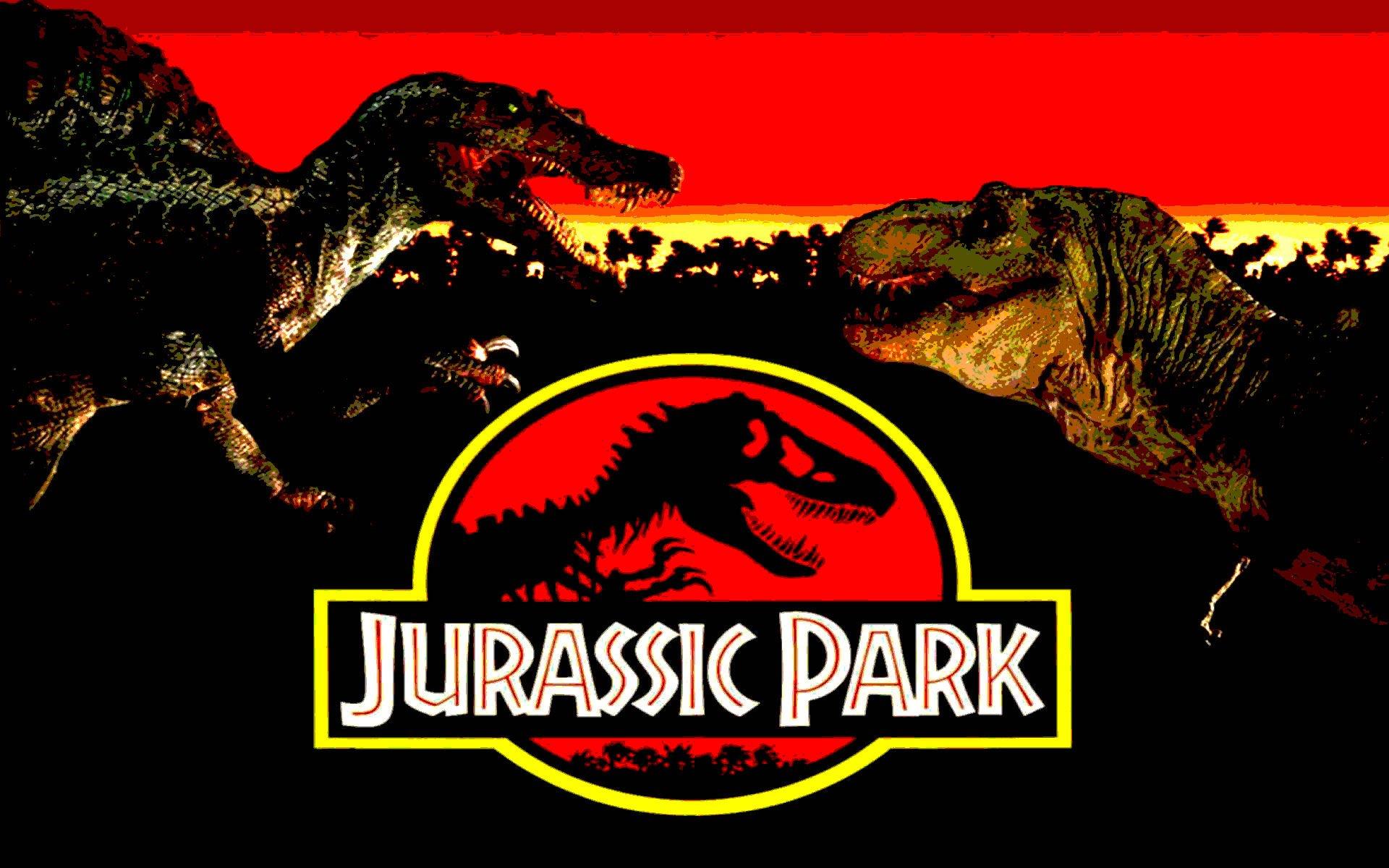 Jurassic park adventure sci fi fantasy dinosaur movie film poster wallpaper 1920x1200 289329 - Film de dinosaure jurassic park ...