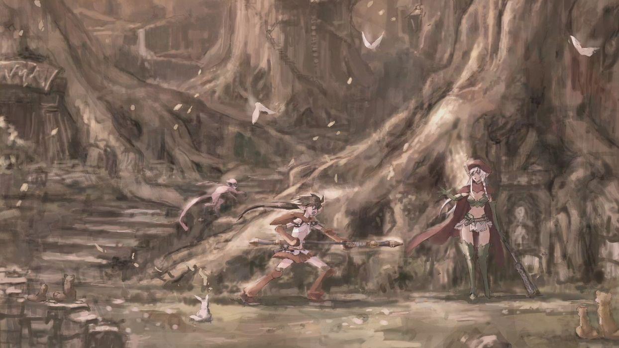 Queens blade wallpaper
