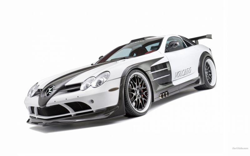 cars Hamann Mercedes-Benz wallpaper