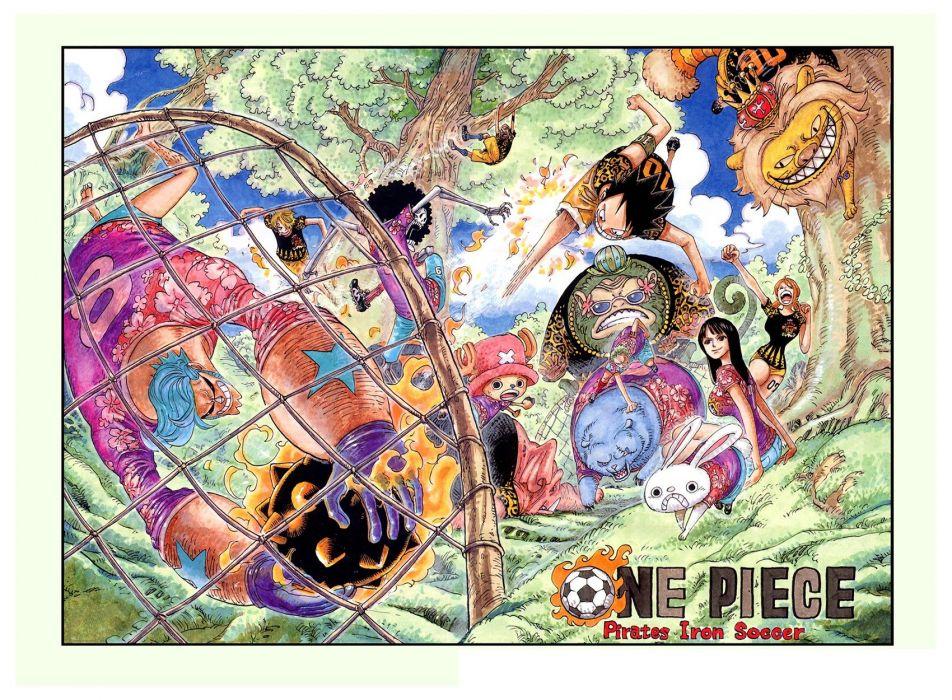 One Piece Anime Manga Strawhat Pirates Wallpaper 1700x1250 289440 Wallpaperup