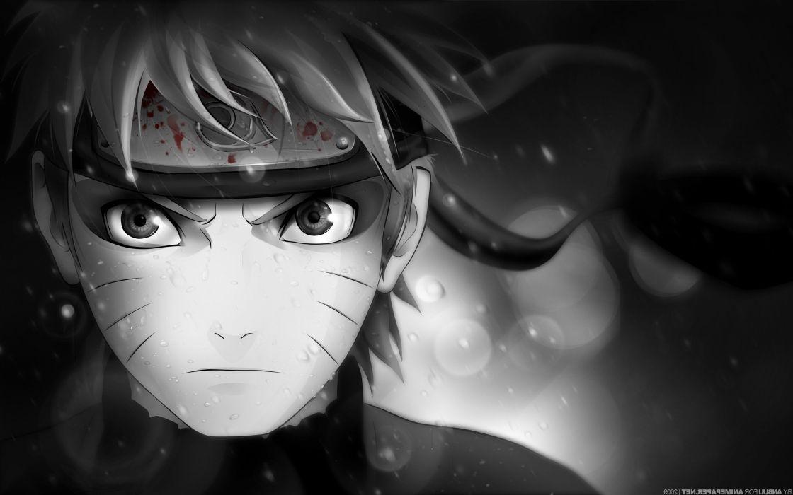 Naruto: Shippuden anime Sage Mode Uzumaki Naruto wallpaper