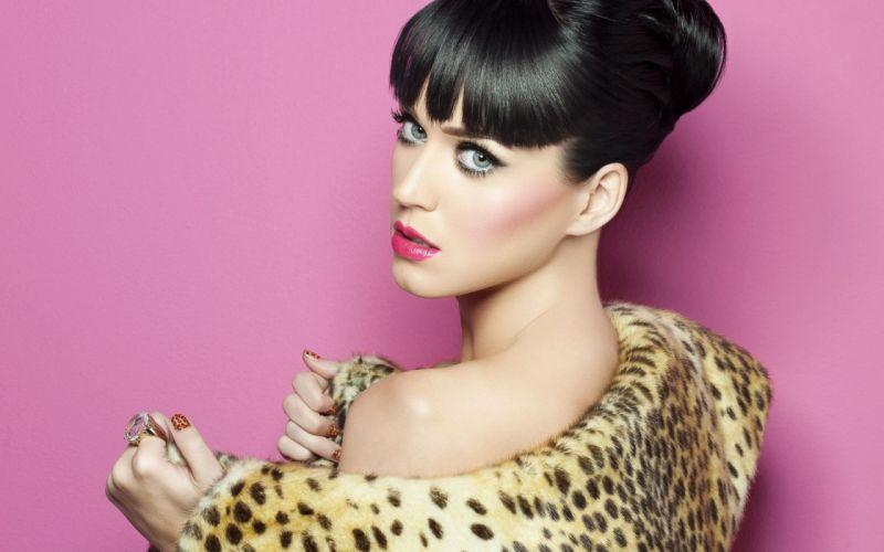 women Katy Perry singers bangs wallpaper