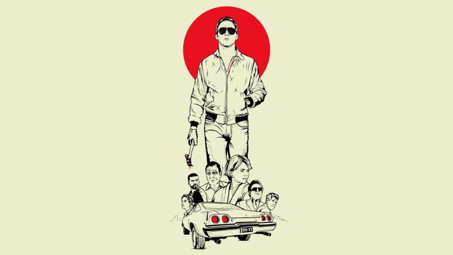 movies drive Ryan Gosling fan art Drive (movie) wallpaper