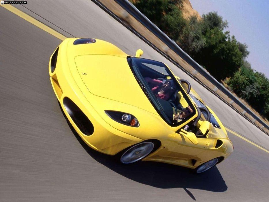 cars sports Ferrari vehicles Ferrari F430 wallpaper