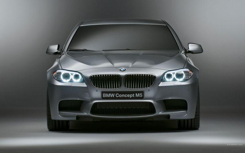 cars BMW M5 BMW M5 Concept wallpaper
