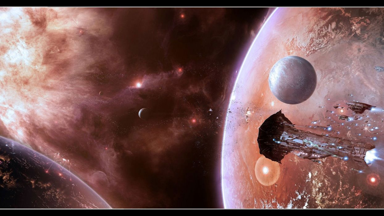 Avatar EVE Online wallpaper