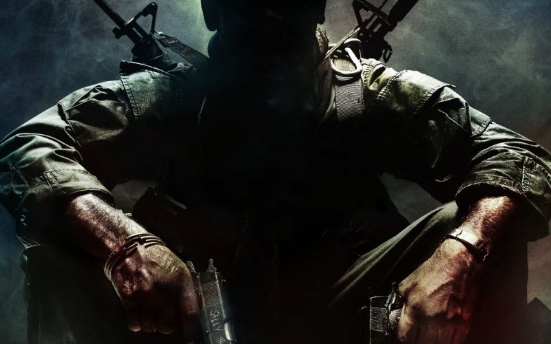 video games Call of Duty Call of Duty: Black Ops wallpaper