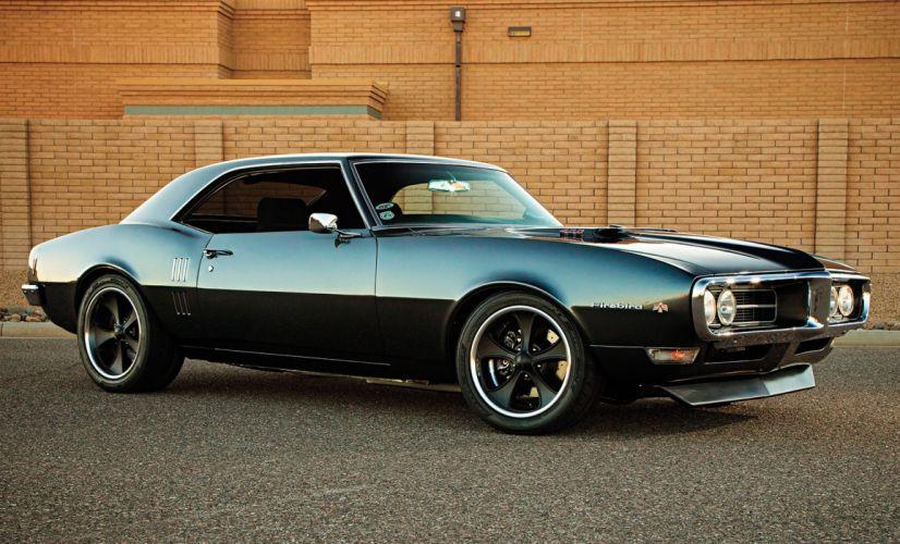 1968 Pontiac Firebird 400 wallpaper