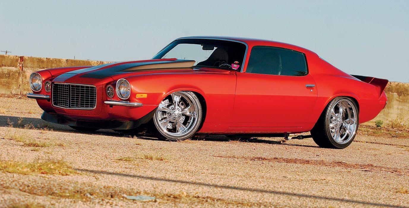 1970 Camaro RS Pro-Touring wallpaper