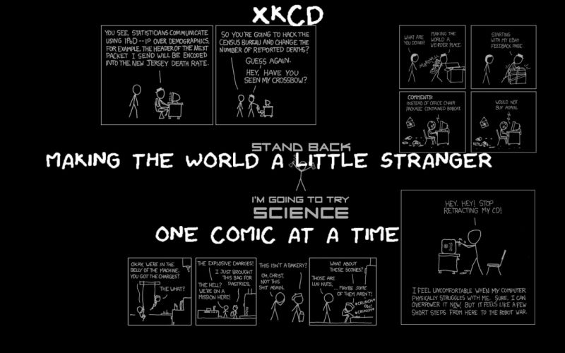 xkcd stick figures wallpaper