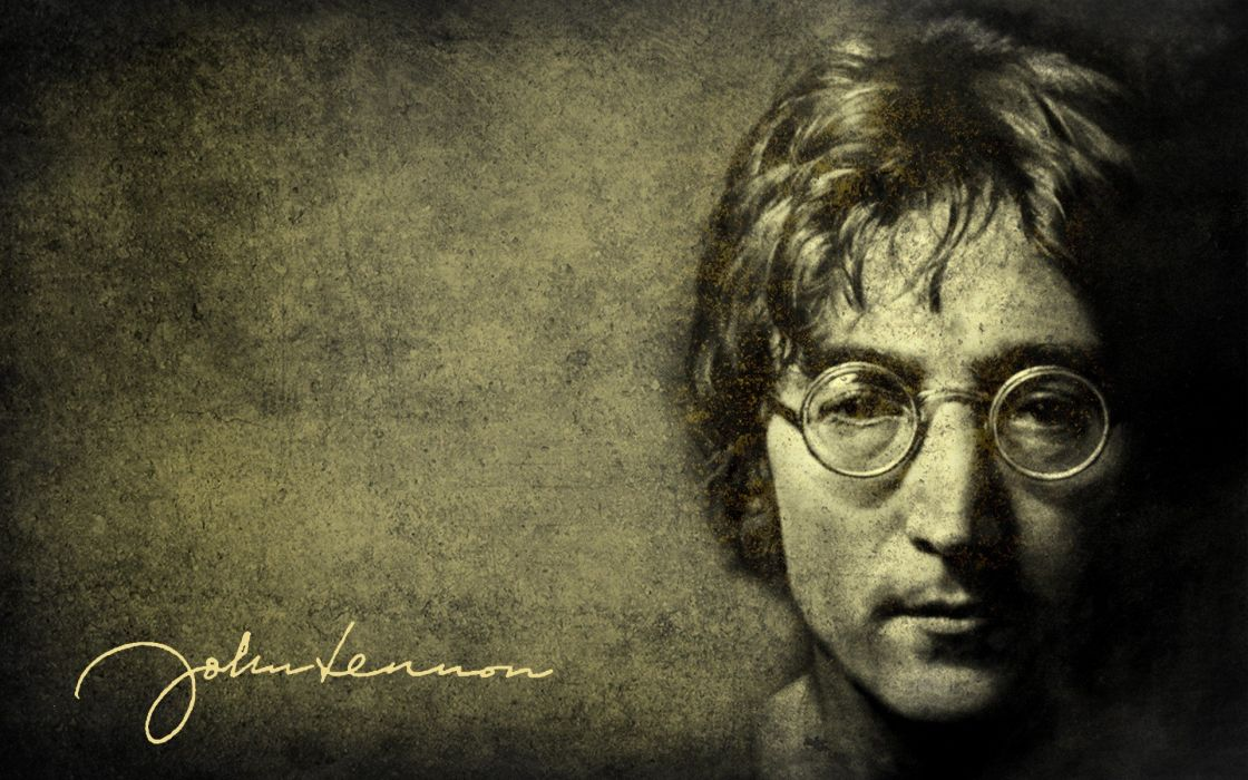 music The Beatles John Lennon Rock music wallpaper