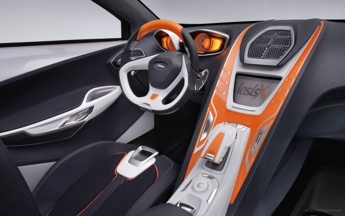 cars Ford interior concept art vehicles Ford Iosis wallpaper