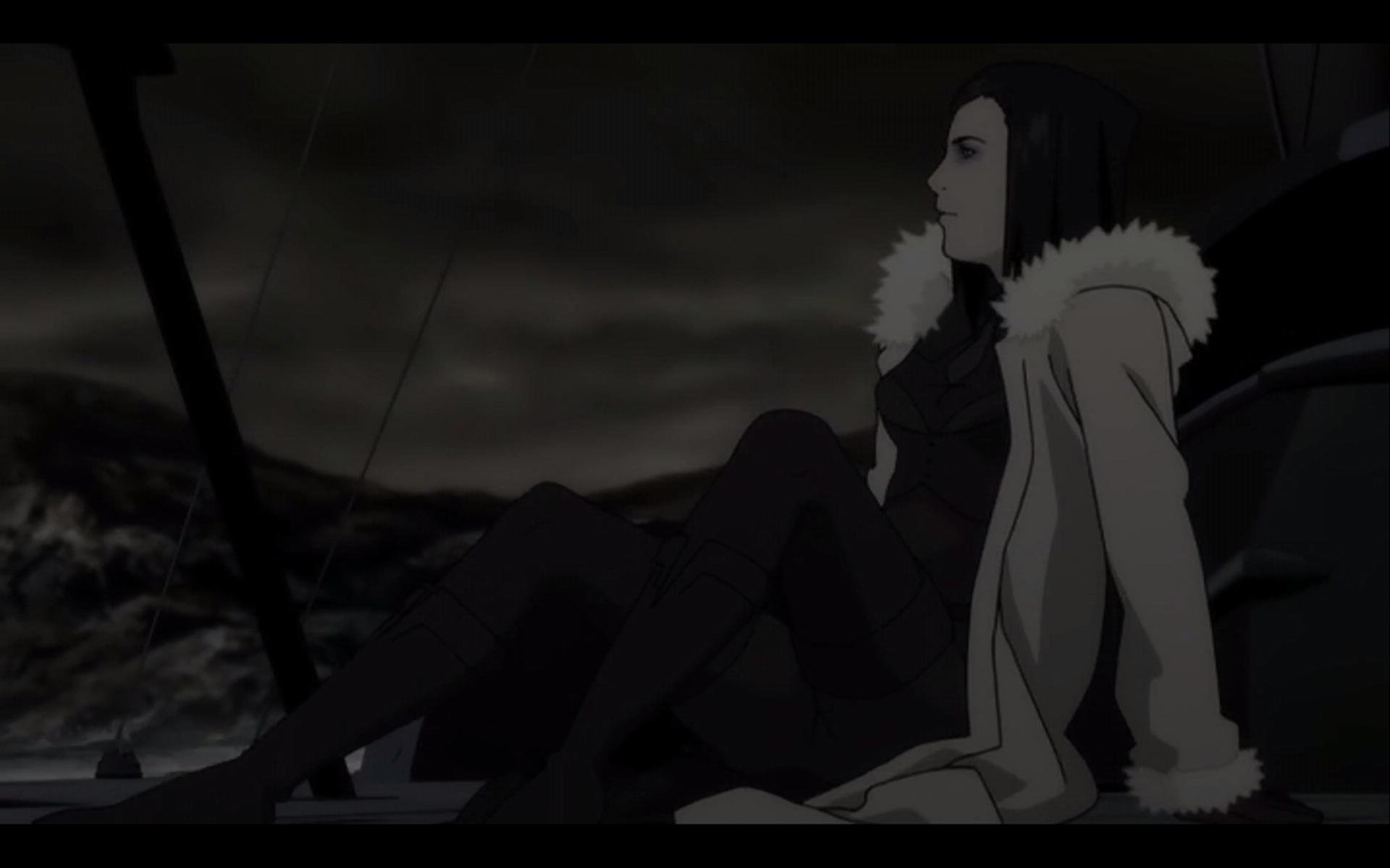 Ergo Proxy Re L Mayer Anime Wallpaper