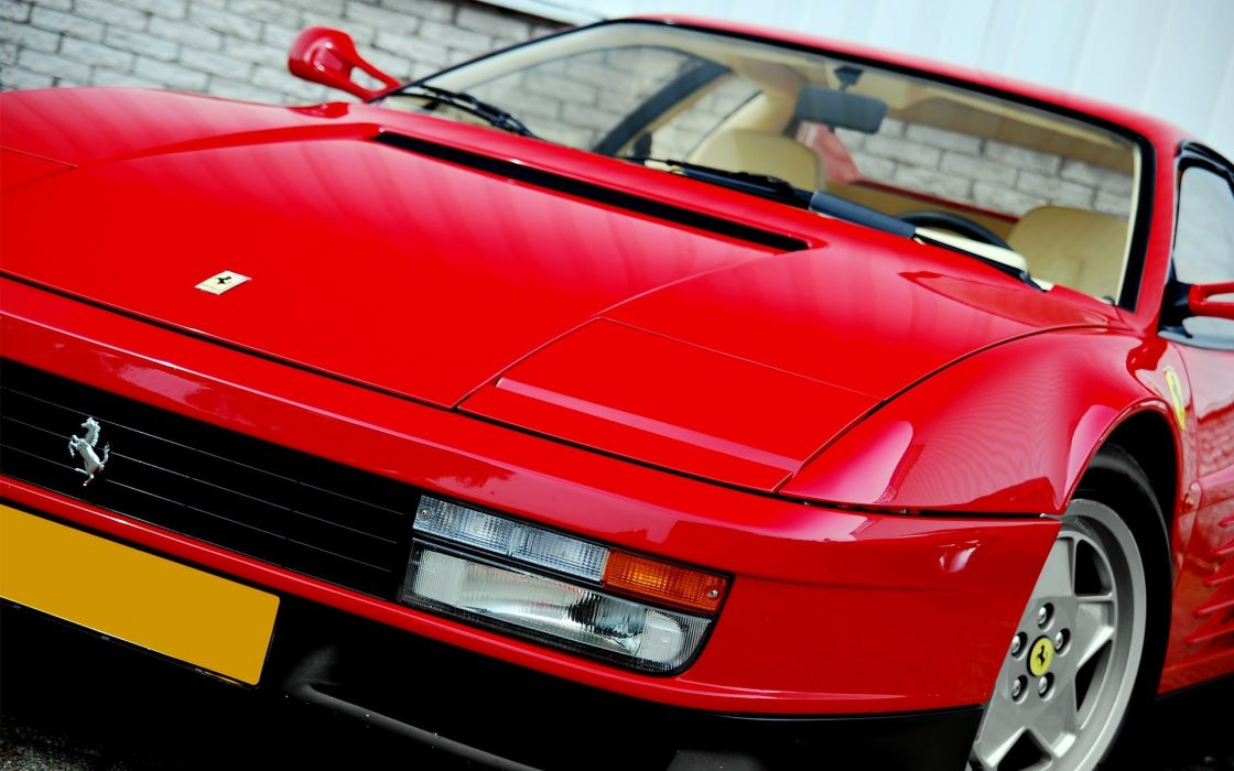 red cars Ferrari wallpaper