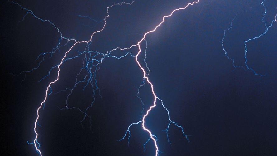 storm Colorado lightning Fort wallpaper