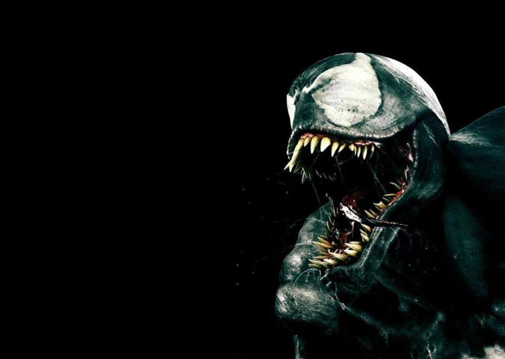 Venom Marvel Comics wallpaper