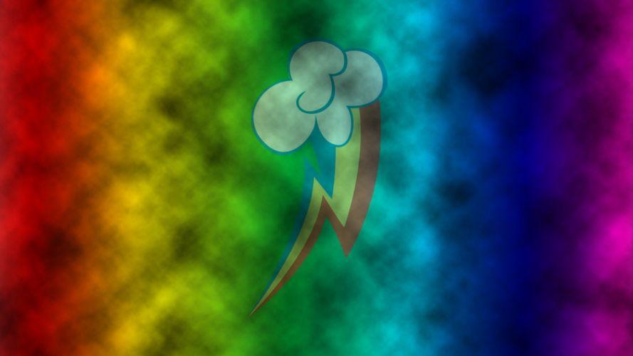 My Little Pony Rainbow Dash Cutie Mark My Little Pony: Friendship is Magic wallpaper