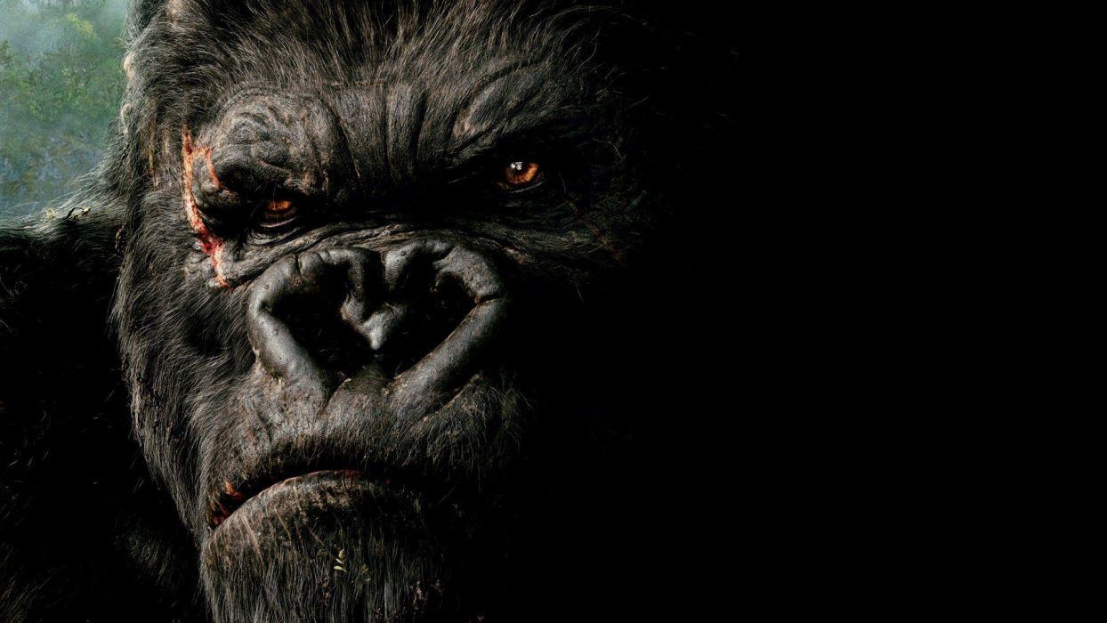 King Kong gorillas wallpaper