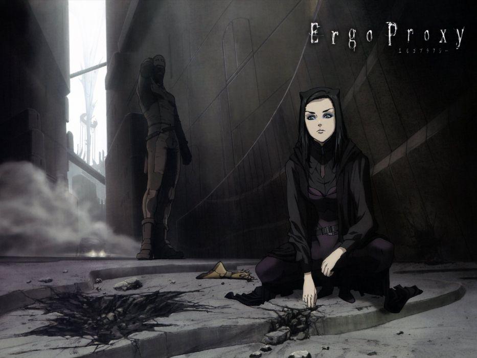 Ergo Proxy wallpaper