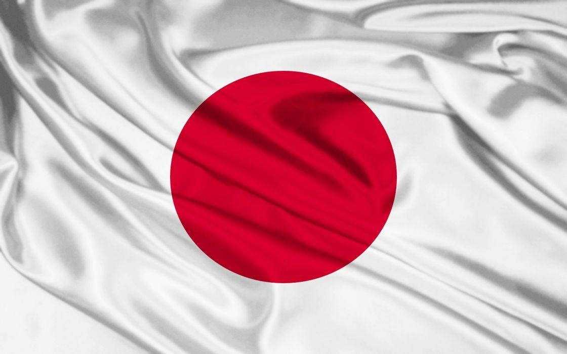 Japan flags wallpaper
