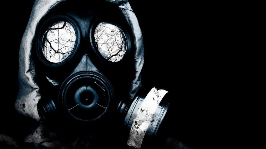 video games S_T_A_L_K_E_R_ gas masks wallpaper