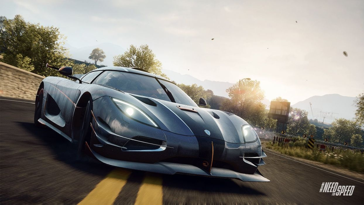 Koenigsegg-One:1 - Need-for-Speed:-Rivals wallpaper