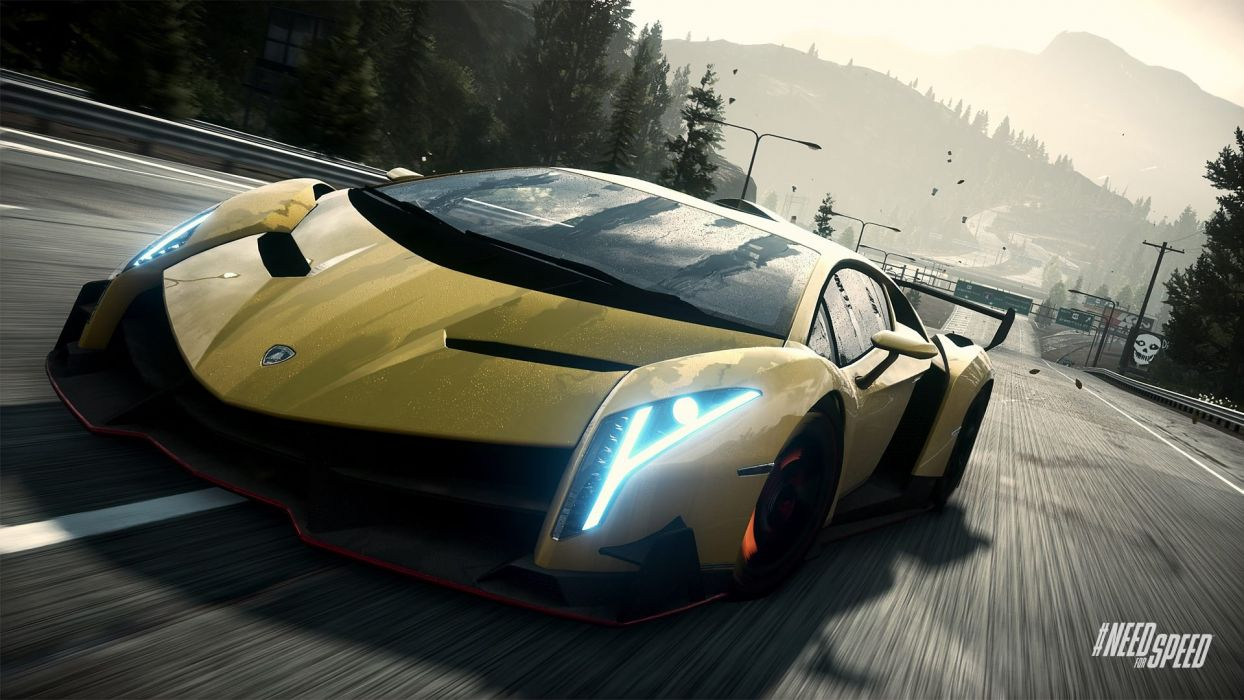 Lamborghini-Veneno - Need-for-Speed:-Rivals wallpaper