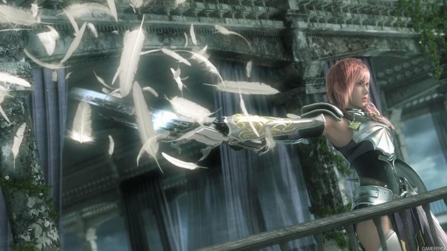Final Fantasy Claire Farron wallpaper
