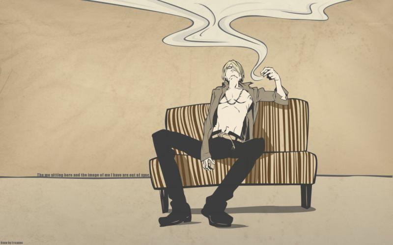 One Piece (anime) Sanji (One Piece) wallpaper