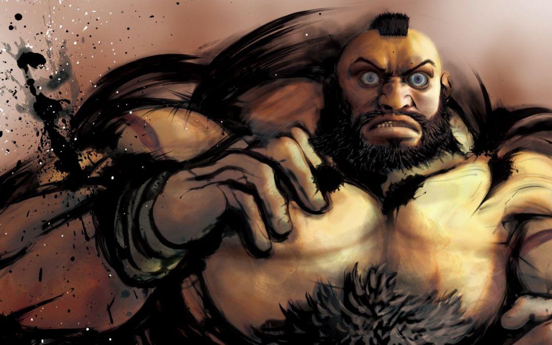 Street Fighter Zangief wallpaper