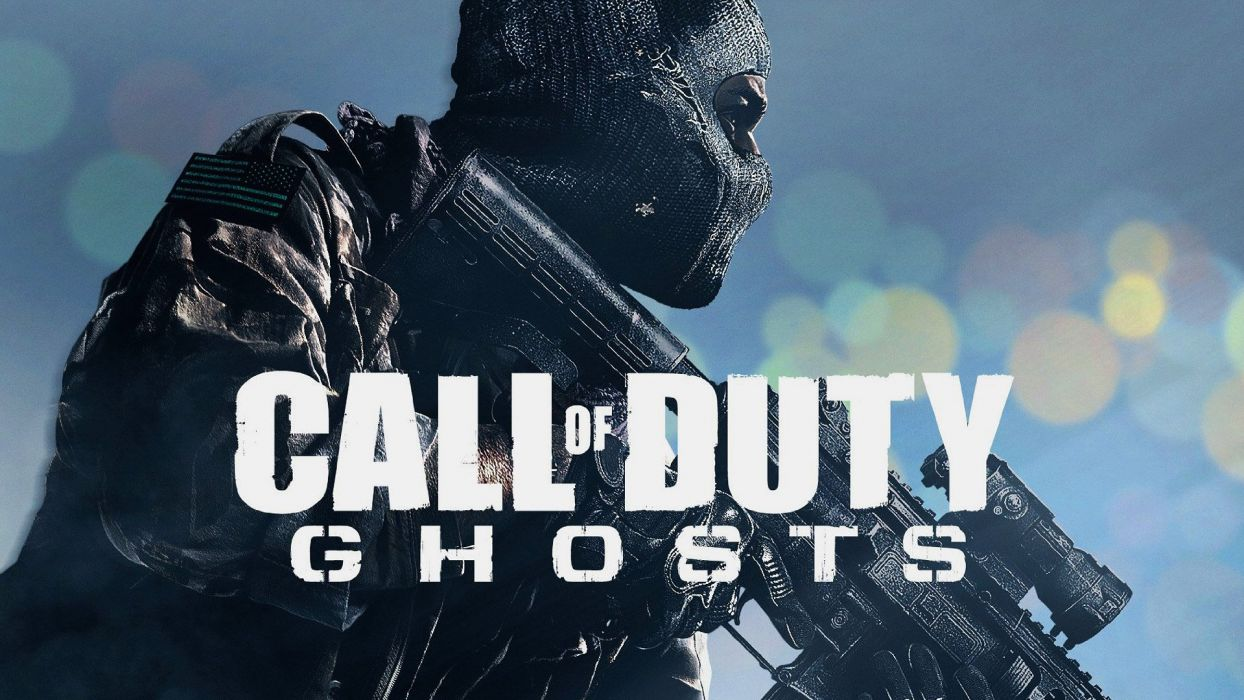 Call-of-Duty: Ghosts wallpaper