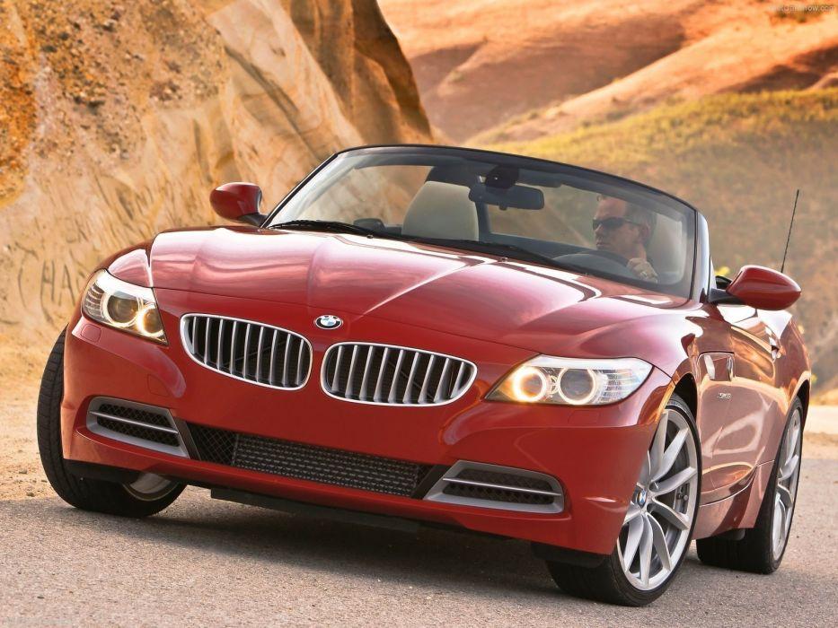 BMW cars BMW Z4 wallpaper
