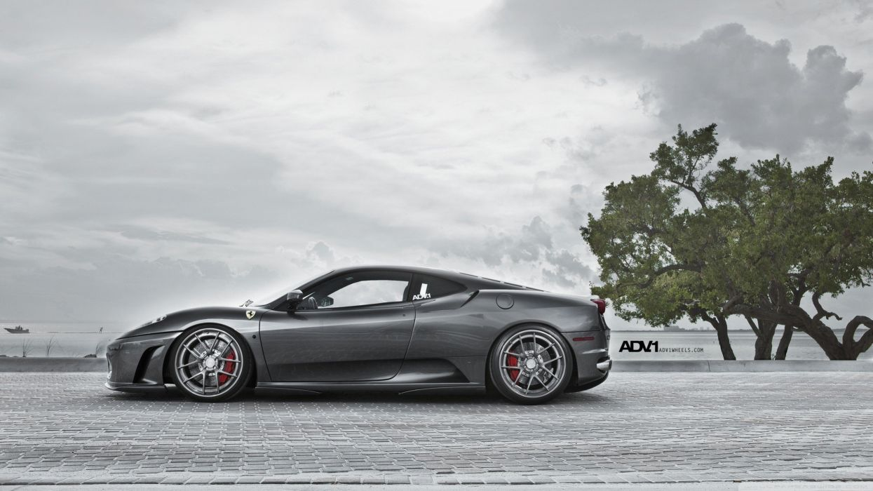 cars Ferrari Ferrari F430 ADV 1 adv1 wheels wallpaper