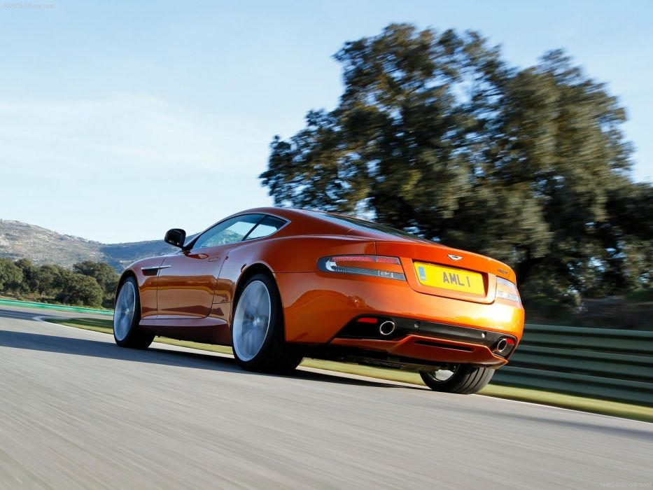 cars Aston Martin virage Aston Martin Virage wallpaper