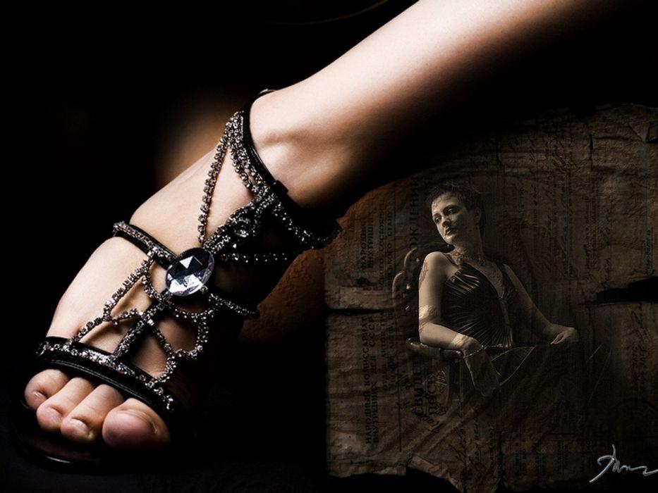legs women feet wallpaper