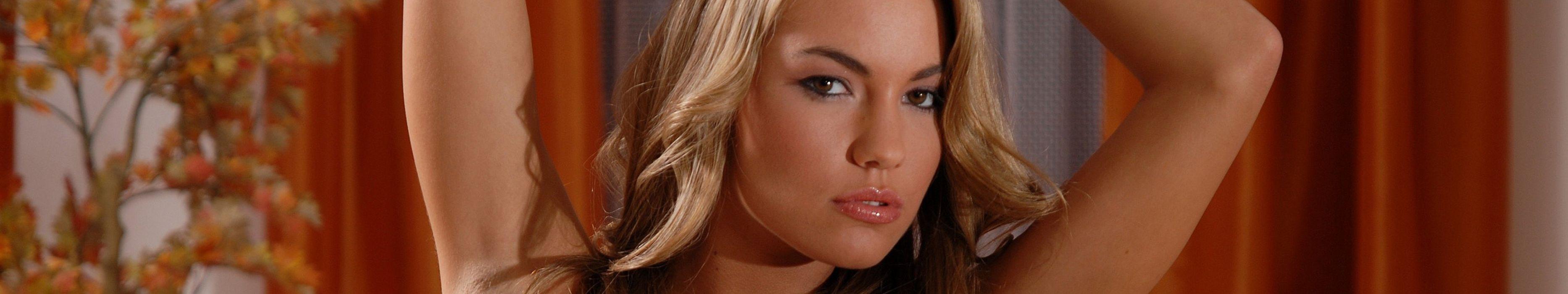 women Veronika Fasterova nude Eyefinity wallpaper