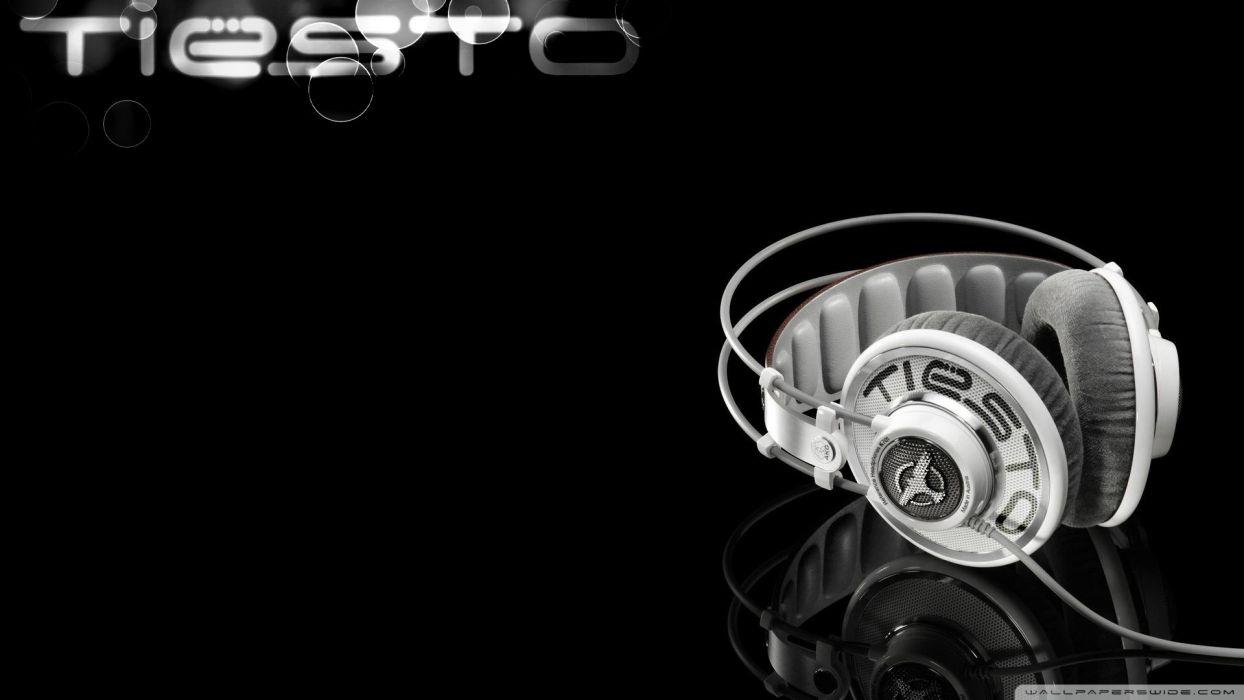 tiesto headphones-wallpaper-1920x1080 wallpaper